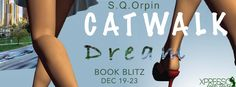 ♥Enter the #giveaway for a chance to win♥ StarAngels' Reviews: Book Blitz ♥ Catwalk, Dream by SQ Orpin ♥ #giveawa...