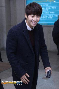 Song Jae Rim attended wedding of Inspiring Generation castmate