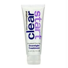 Dermalogica Clean Start Breakout Clearing Overnight Treatment, 2 Fluid Ounce / Dermalogica / $19.00