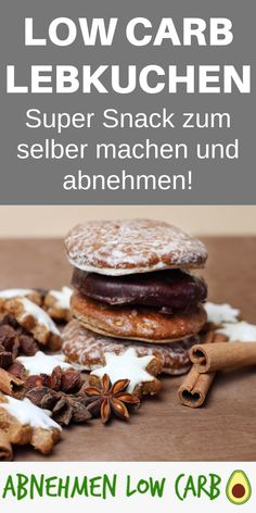Low carb gingerbread for the diet! This snack is – Keto Snacks Ideas - Germany Rezepte