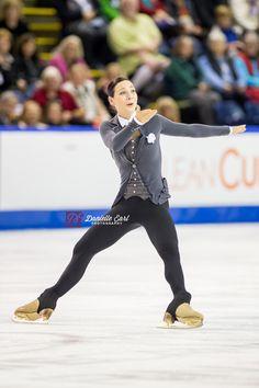Alena Leonova (RUS) - 2014 Skate Canada SP © Danielle Earl