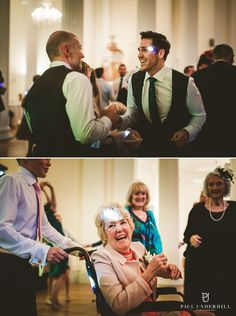 Creative documentary wedding photography from Ed & Harry's sensational wedding by London gay wedding photographer Paul Underhill Wedding Photographer London, Documentary Wedding Photography, London Wedding, Wedding Ceremony, Documentaries, Portrait Photography, Gay, Marriage, Handsome