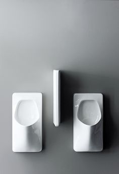 even simple things can be done in a nice way: Antero Urinal