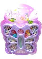 Deguisement Boite Papillon Perles Jouets Fille