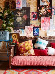 #Inspiration déco : tapis ethniques | La maison de Peter et…