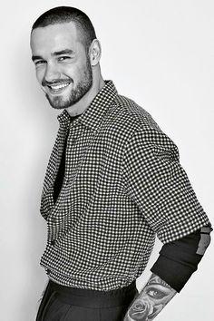 Liam for the ES Magazine - 21/3