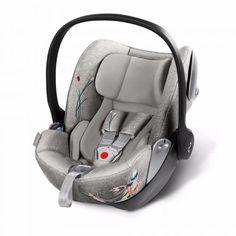 Schlussverkauf Cybex Cloud Q Plus Babyschale Liegefunktion Schwarz Stardust Black Mit Base Auto-kindersitze & Zubehör
