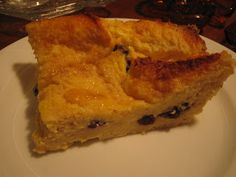 The Past on a Plate: Bread and Butter Pudding