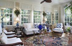 stately manor - traditional - living room - philadelphia - Diane Burgoyne Interiors