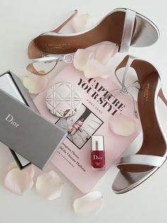 Aquazzurra Dasha heels silver