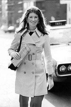 Martha Stewart! love her and aspire to be her lol