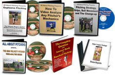 Pitching Products To Improve Your Velocity: WIN THESE DVD's! Visit us at facebook.com/explosivepitching and click the giveaway tab. #baseball #pitcher #pitching
