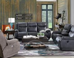 Reclining Sofa - Art Van Furniture