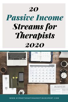 Get access to my 20 passive income streams to shield your business from client demand, holiday swings and illness. Marketing for therapists to help build a better business. Pay Per Click Advertising, Small Business Organization, Passive Income Streams, Mortgage Payment, Earn More Money, Marketing Techniques, Hypnotherapy, Ups And Downs, Business Planning