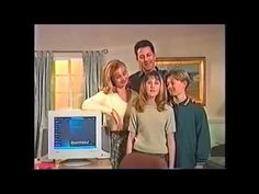 Early 1990's Internet Commercial - YouTube