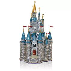 Walt Disney World Cinderella Castle Sculpture by Arribas Brothers – Limited Edition Disney Store Gifts, Brow Tattoo, Snow White Costume, Cinderella Castle, Frock Design, Mandalorian, Princess Party, Walt Disney World, Holiday