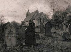 Ghost & Graveyard Graphics