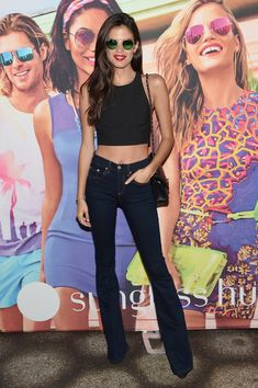 Sunglass Hut Celebrates 'Electrify Your Summer' with Georgia May Jagger, Chanel…