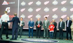 2017 NHL Draft | Top targets for Detroit Red Wings = The 2016-17 season was one to forget for the Detroit Red Wings. Their 25-year playoff streak was snapped a month before the campaign even ended, and they didn't receive much help from the NHL Draft Lottery either. They entered the ping-pong ball tourney with the No. 7 draft pick but left with…..