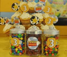 Toy Story 3 Birthday Party Ideas | Photo 11 of 45