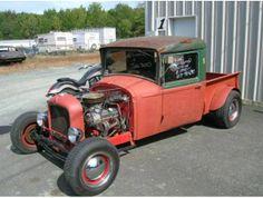 1934 GMC Pickup