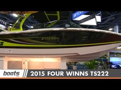 2015 Four Winns TS222: First Look Video
