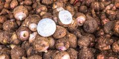 5 Nutritional Facts About Taro Root http://www.healthdigezt.com/5-nutritional-facts-about-taro-root/