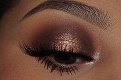 Bronze halo eyes | Tartelette in bloom