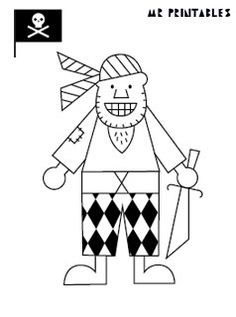 pirate coloring pages for preschool.html
