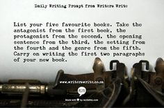 Writing Prompt – An unlikely story: