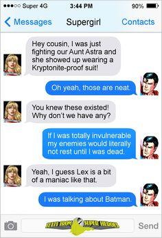 Batman and Superman ARE villains! Marvel Funny, Marvel Memes, Marvel Dc Comics, Funny Comics, Superhero Texts, Geeks, Dc Memes, Dc Characters, Batman And Superman