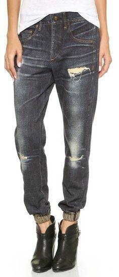 Rag & Bone/JEAN sweatpants!