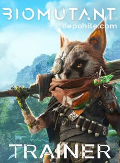 Biomutant PC Oyunu Para, Can Trainer Hilesi İndir 2021 Mad Max, Kung Fu, Playstation, Nordic Games, Instant Gaming, Create Your Own Adventure, Martial Arts Styles, Game Prices, Unity Games