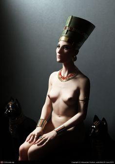 Queen of Egypt by Alexander Hudson | 3D | CGSociety