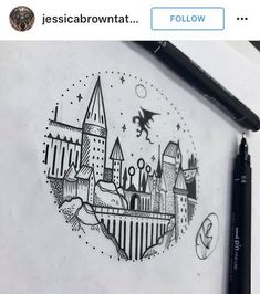 Harry potter tattoos, hogwarts tattoo y harry potter drawings. Harry Potter Tattoos, Harry Potter Drawings, Harry Potter Art, Harry Potter Hogwarts, Hogwarts Tattoo, Hp Tattoo, Star Wars Tattoo, Tattoos Motive, New Tattoos