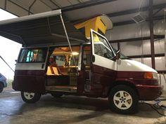 Vw T4 Syncro, T4 Camper, T4 Transporter, Van Camping, Latest Cars, Campervan, Weekender, Van Life, Caravan