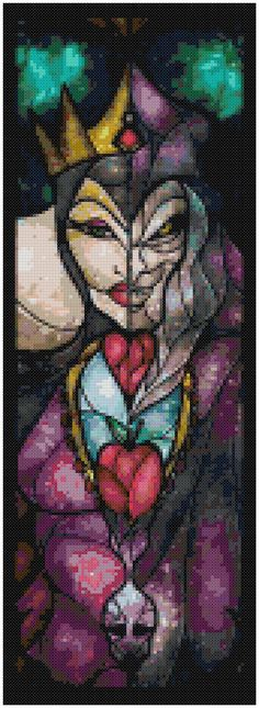 Cross Stitch Pattern DISNEY Characters 2 5 by SUNSHINEYDAY0630