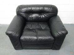 Pair of Italian Leather Chairs by Carlo De Carli, Sormani 5
