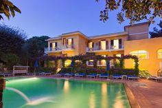 Ischia - Hotel Cleopatra *** - Consultour - specialista na Itálii