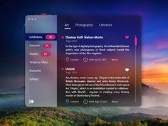 Exhibition app 2x by Berdiya Onur