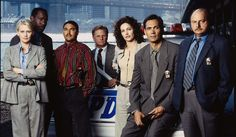 If you like bad words anti-heroes and nudity on your favorite TV shows you can thank 'NYPD Blue' Helen Smith, Nypd Blue, New York Police, Vintage Tv, Tv Series, Serie Tv, Favorite Tv Shows, Pilot, Blues