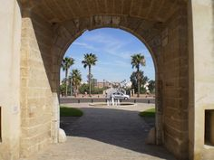 Puerta Palmas. Badajoz