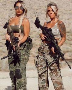Tough Girl, Female Soldier, Military Girl, Warrior Girl, Military Women, Mädchen In Bikinis, N Girls, Badass Women, Beauty Full Girl