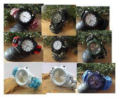 """""""Survival Watches Custom Made"""" by bodydazzles on Polyvore"""