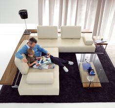 Rolf Benz Dono 6100. Design: Christian Werner