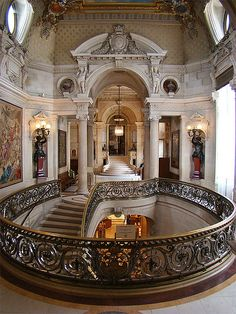 Chantilly Castle, Chantilly, Picardy, France