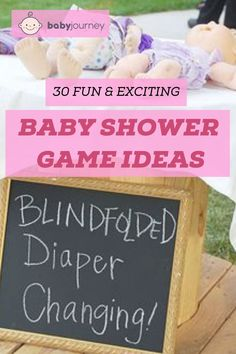 How do you plan an afternoon of fun? Our article will tell you the 30 Best Baby Shower Game Ideas for either party crowd. #babyjourney #babyshowergameideas #babyshower #gameideas Fun Baby Shower Games, Baby Shower Parties, Play Doh Baby, Baby Jeopardy, Baby Word Scramble, Baby Prediction, Baby Words, Up Balloons, Guessing Games