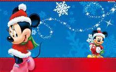 Christmas Wallpaper of Mickey and Minnie Mouse Mickey Mouse E Amigos, Mickey E Minnie Mouse, Minnie Mouse Christmas, Mickey Mouse And Friends, Disney Merry Christmas, Christmas Images, Disney Holidays, Christmas Train, Christmas Countdown