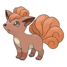 I got Vulpix! Which Pokémon Would Be Your Best Friend? And my Vulpix could evolve into one of my favorite pokemon. NINETAILS