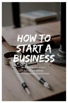 Starting a business has never been easier, but sadly there's no one telling you what the steps are to get there. We made it easy and compiled a list just for you. Home Party Business, Start A Business From Home, Starting Your Own Business, Craft Business, Work From Home Moms, Home Based Business, Online Business, Bakery Business, Business Products